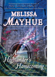 A Highlander's Homecoming book cover