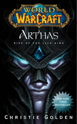 World of Warcraft: Arthas book cover