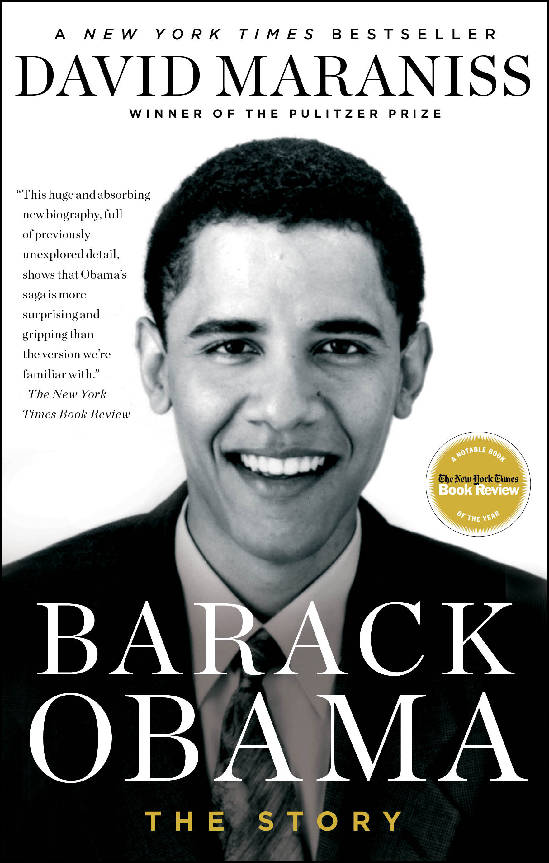 Book Cover Biography : Barack obama book by david maraniss official publisher