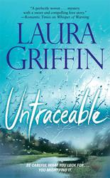 Untraceable book cover