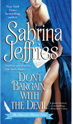 Don't Bargain with the Devil book cover