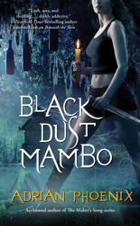 Black Dust Mambo book cover