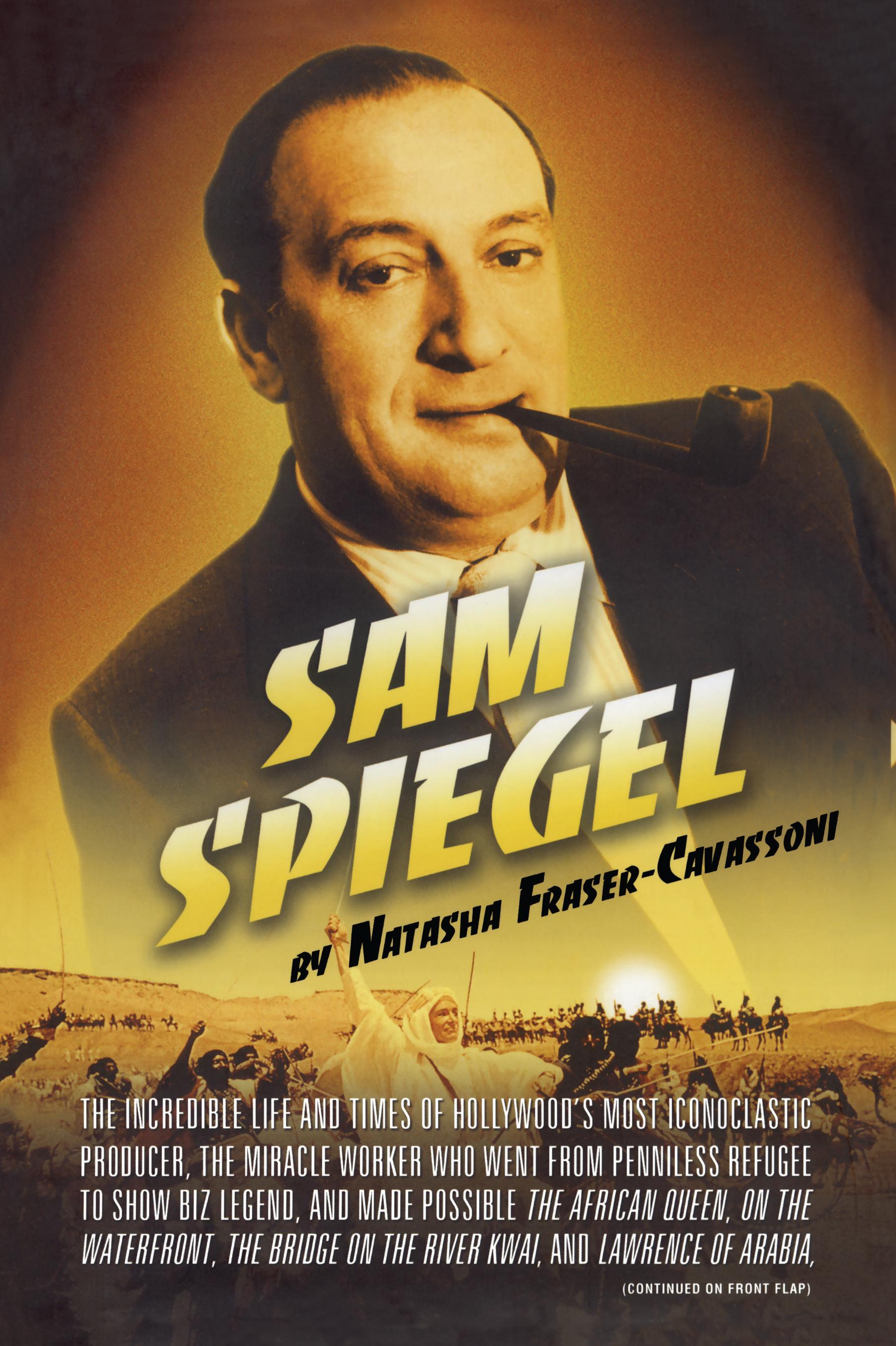 Book Cover Image (jpg): Sam Spiegel