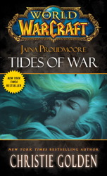 World of Warcraft: Jaina Proudmoore: Tides of War book cover