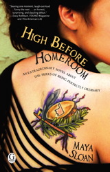 High Before Homeroom book cover