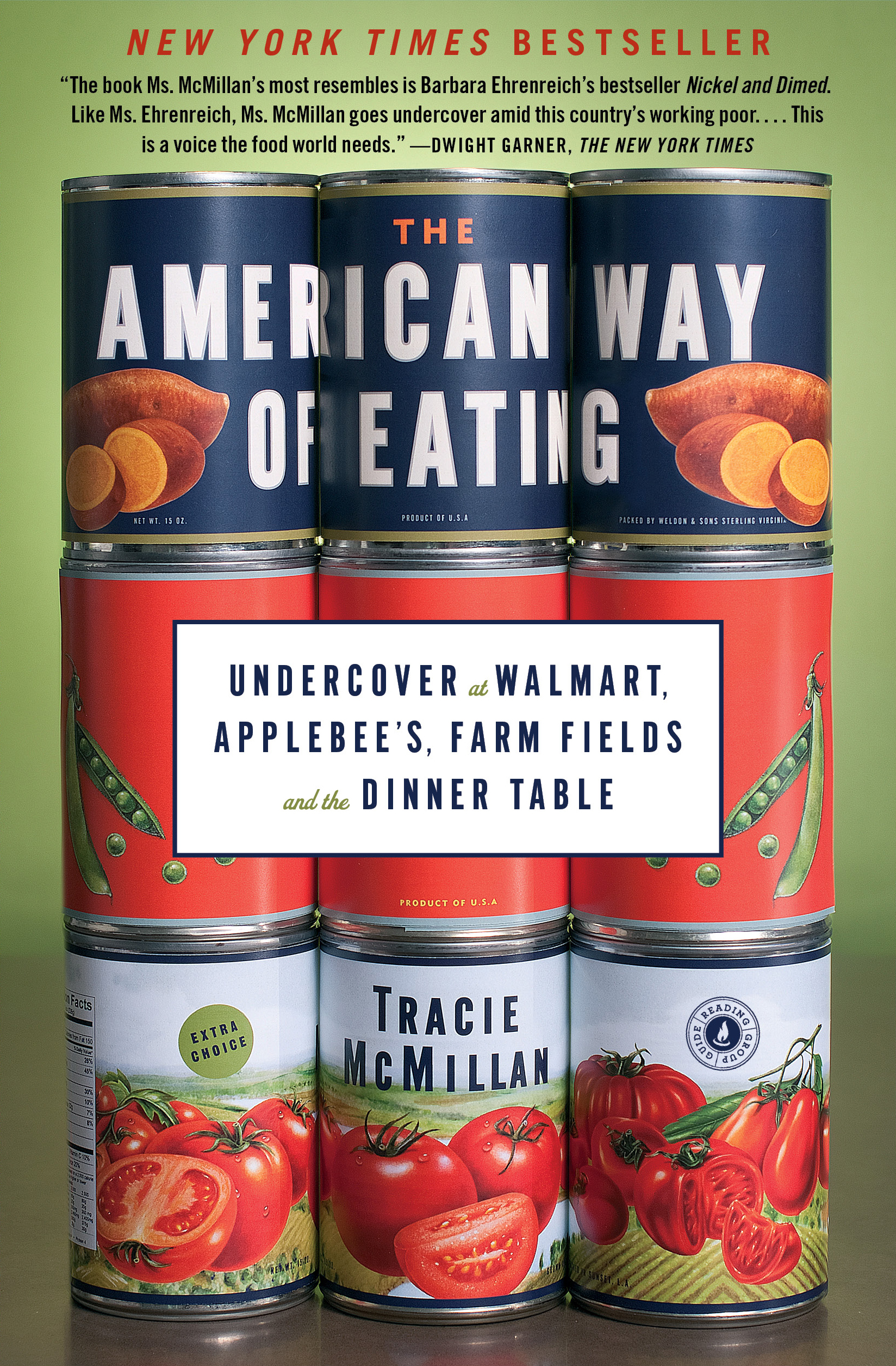 The american way of eating book by tracie mcmillan official cvr9781439171967 9781439171967 hr fandeluxe Gallery