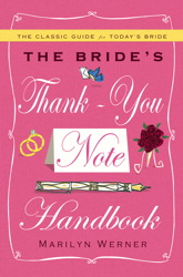 Buy Bride's Thank-You Note Handbook