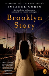 Brooklyn Story book cover