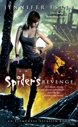 Spider's Revenge book cover