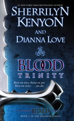 Blood Trinity book cover