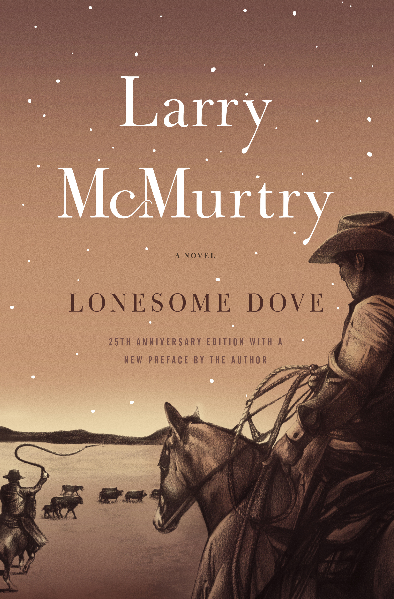mcmurtry lonesome  Lonesome Dove | Book by Larry McMurtry | Official Publisher Page ...