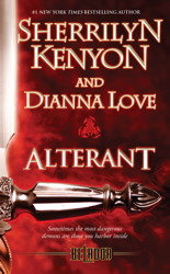 Alterant book cover