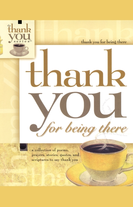 thank you for being there book by howard books official