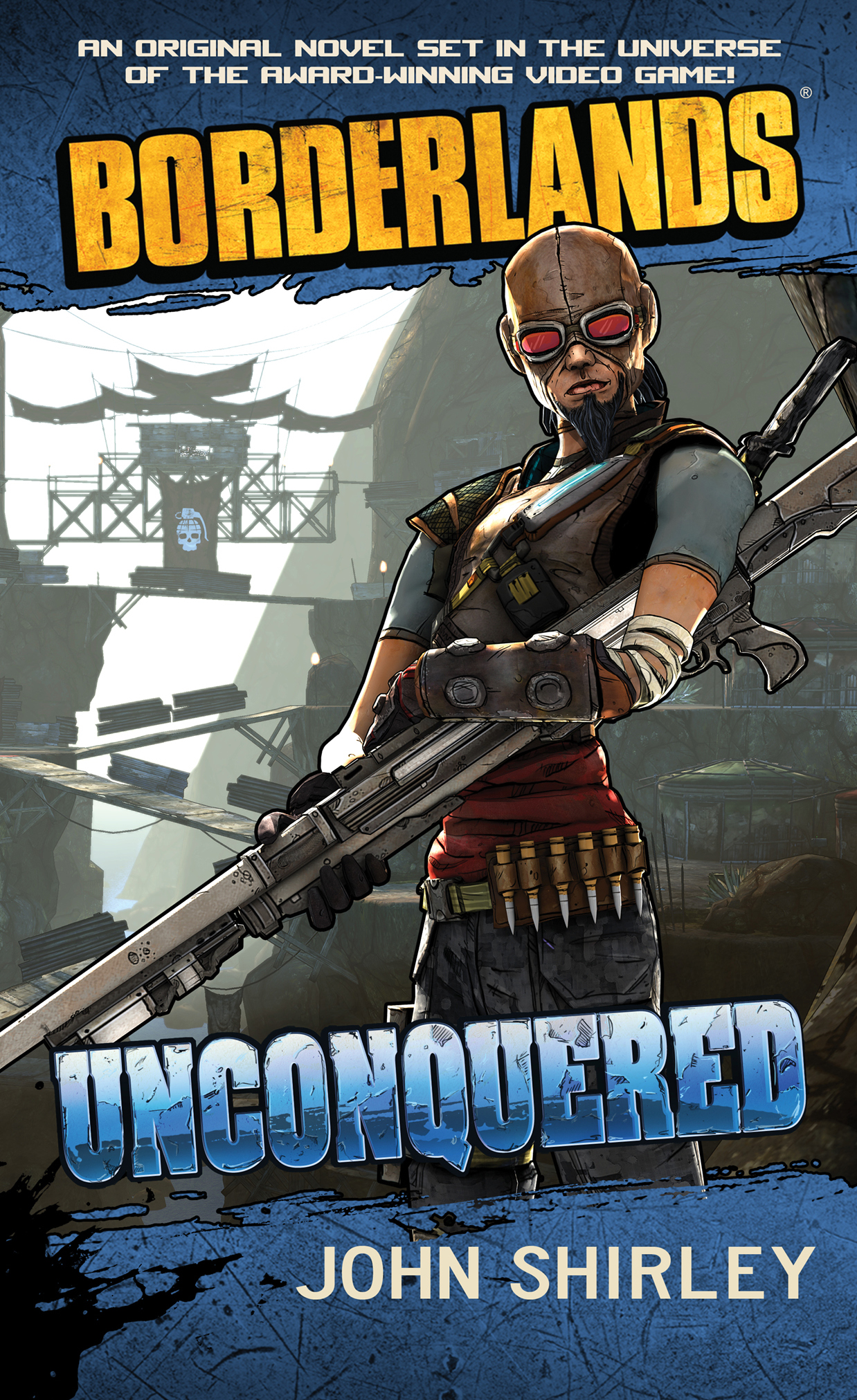 Cvr9781439198483 9781439198483 Hr Borderlands 2 Unconquered