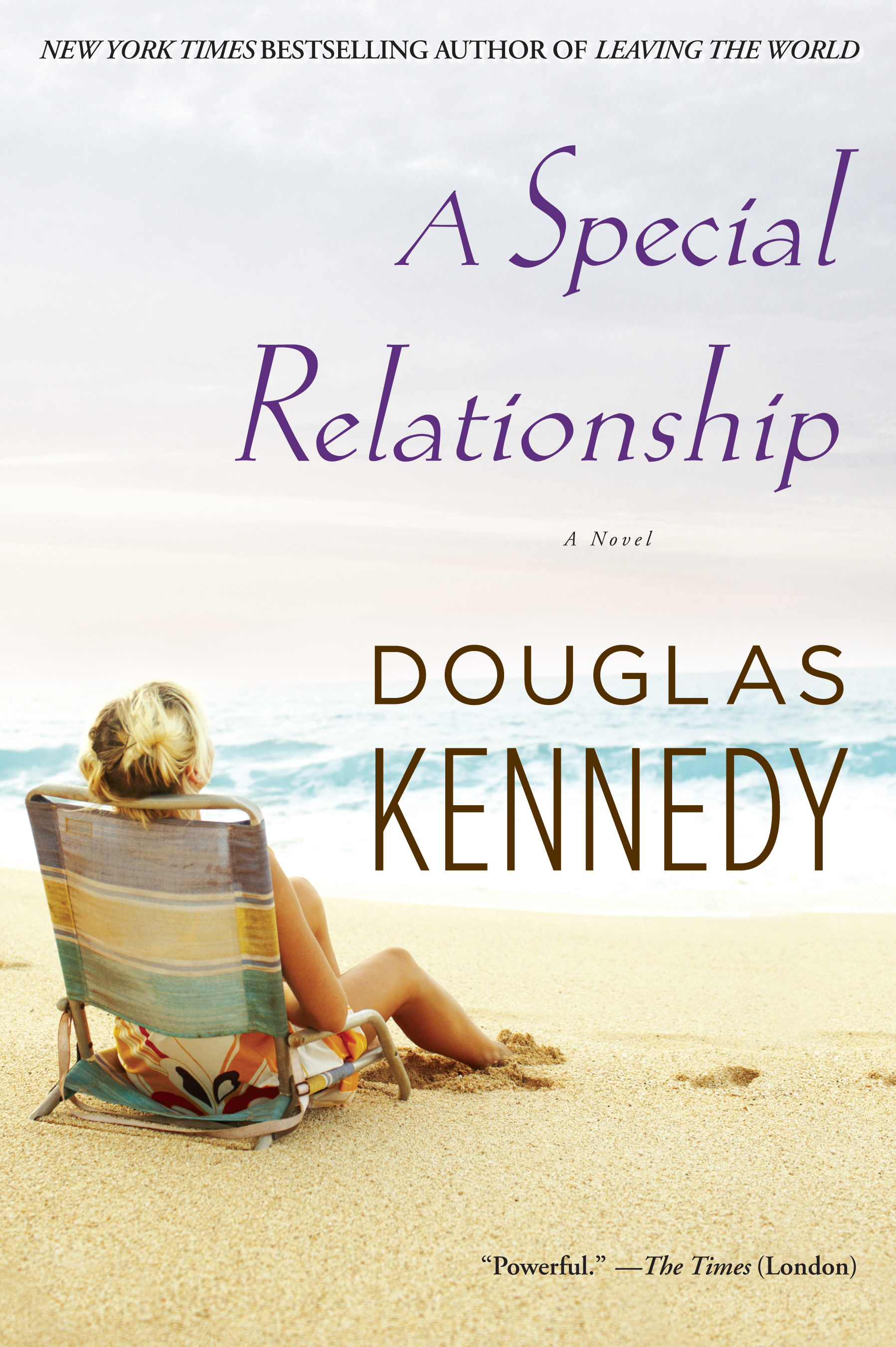 A Special Relationship | Book by Douglas Kennedy | Official