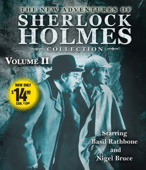 The New Adventures of Sherlock Holmes Collection Volume Two