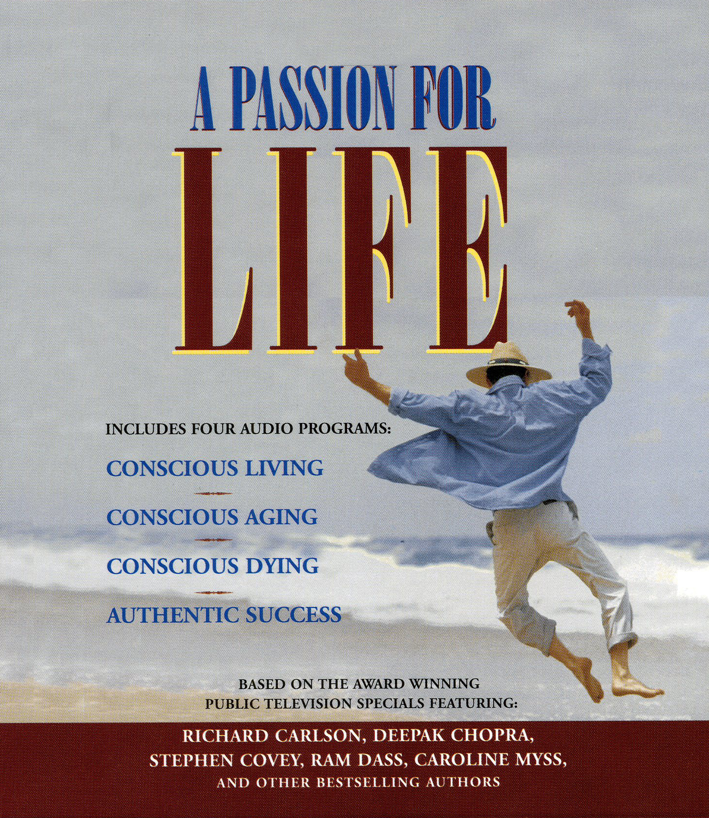 A Passion For a passion for life audiobook by stephen r. covey, deepak