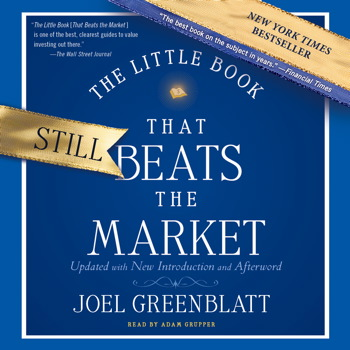 The Little Book That Still Beats the Market Audiobook by