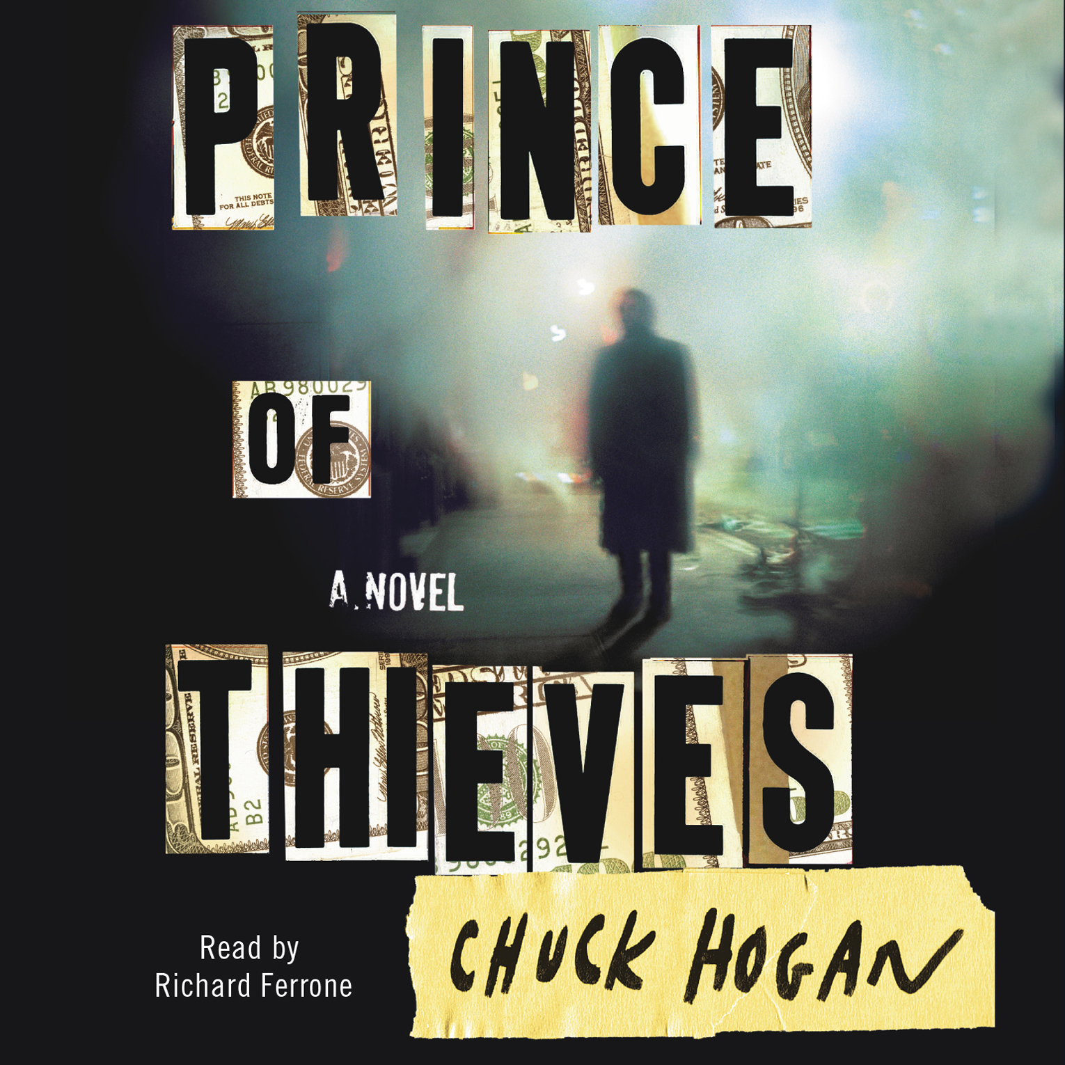 Book Cover Image (jpg): Prince of Thieves