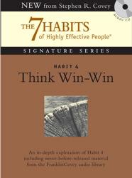 Habit 4 Think Win-Win