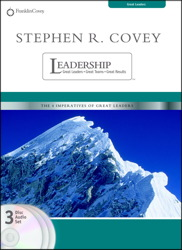 Stephen R. Covey on Leadership