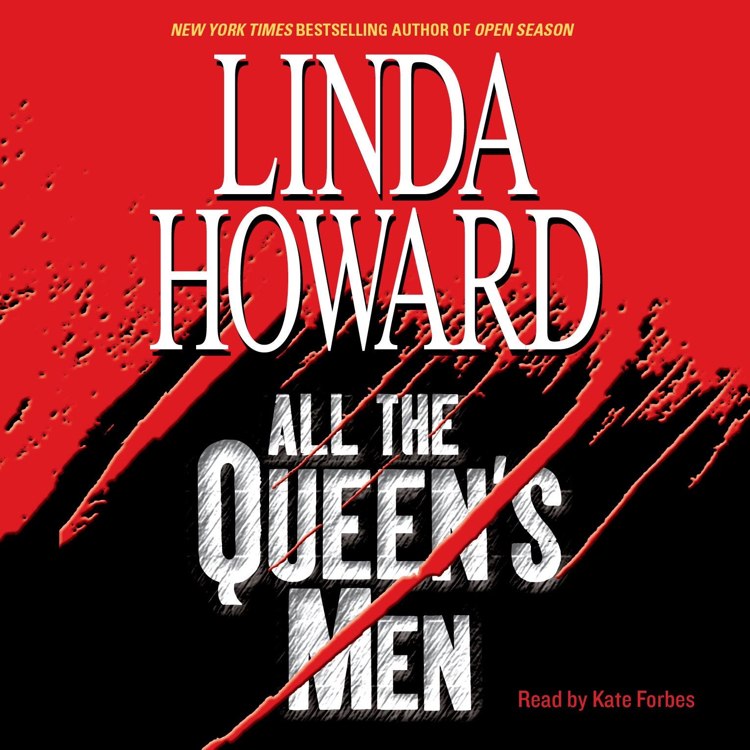 All The Queens Men Audiobook By Linda Howard Kate Forbes