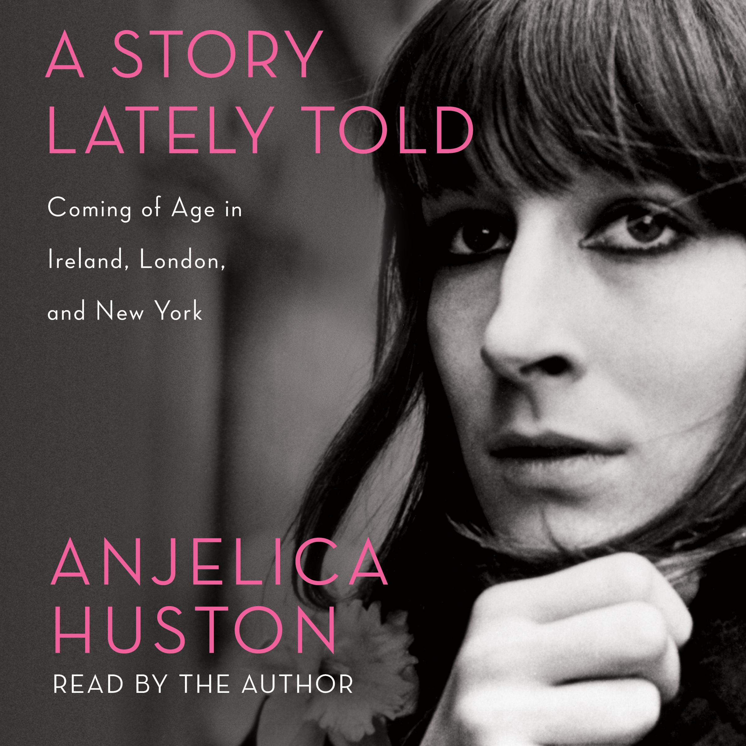 a story lately told audiobookanjelica huston | official