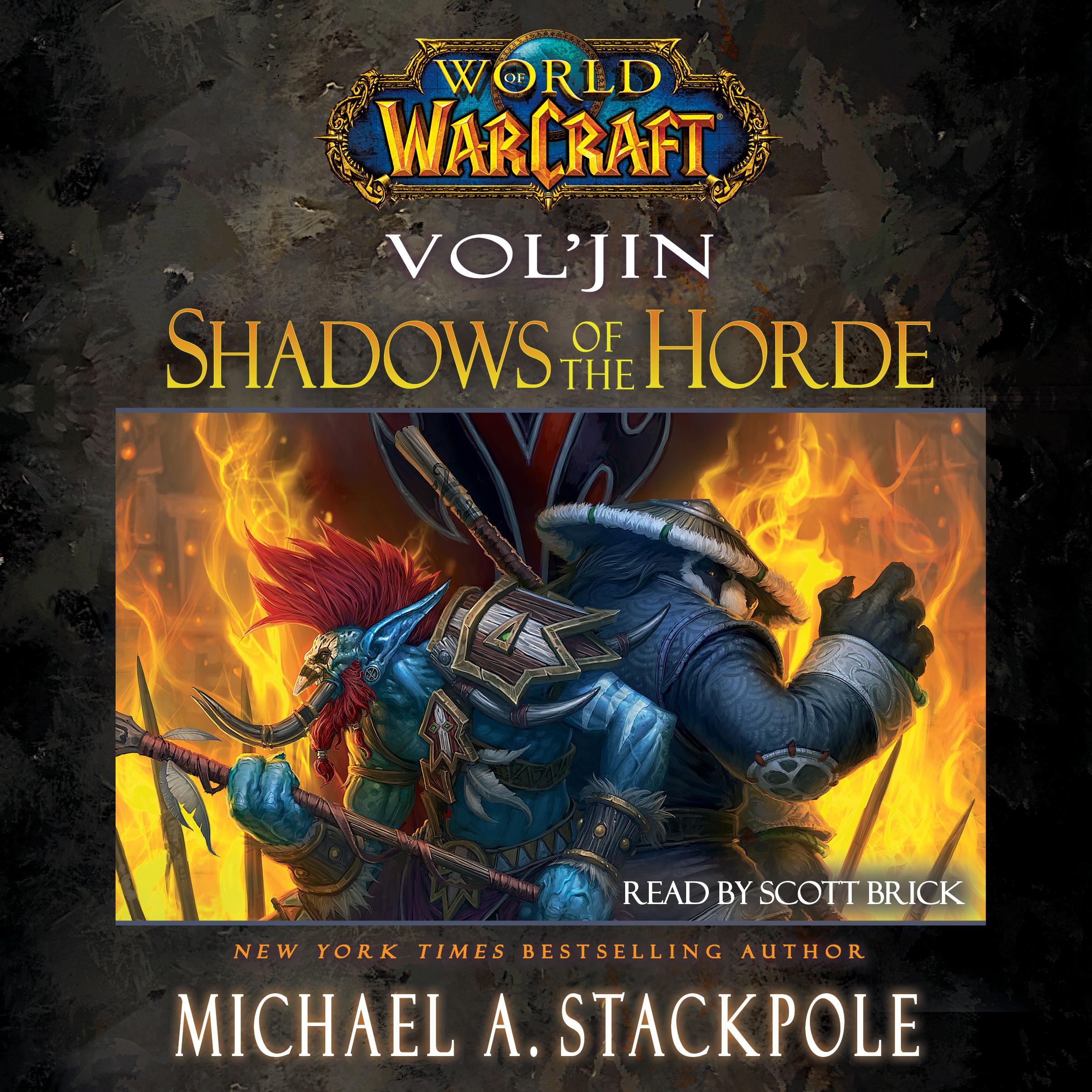 read voljin shadow of the horde online