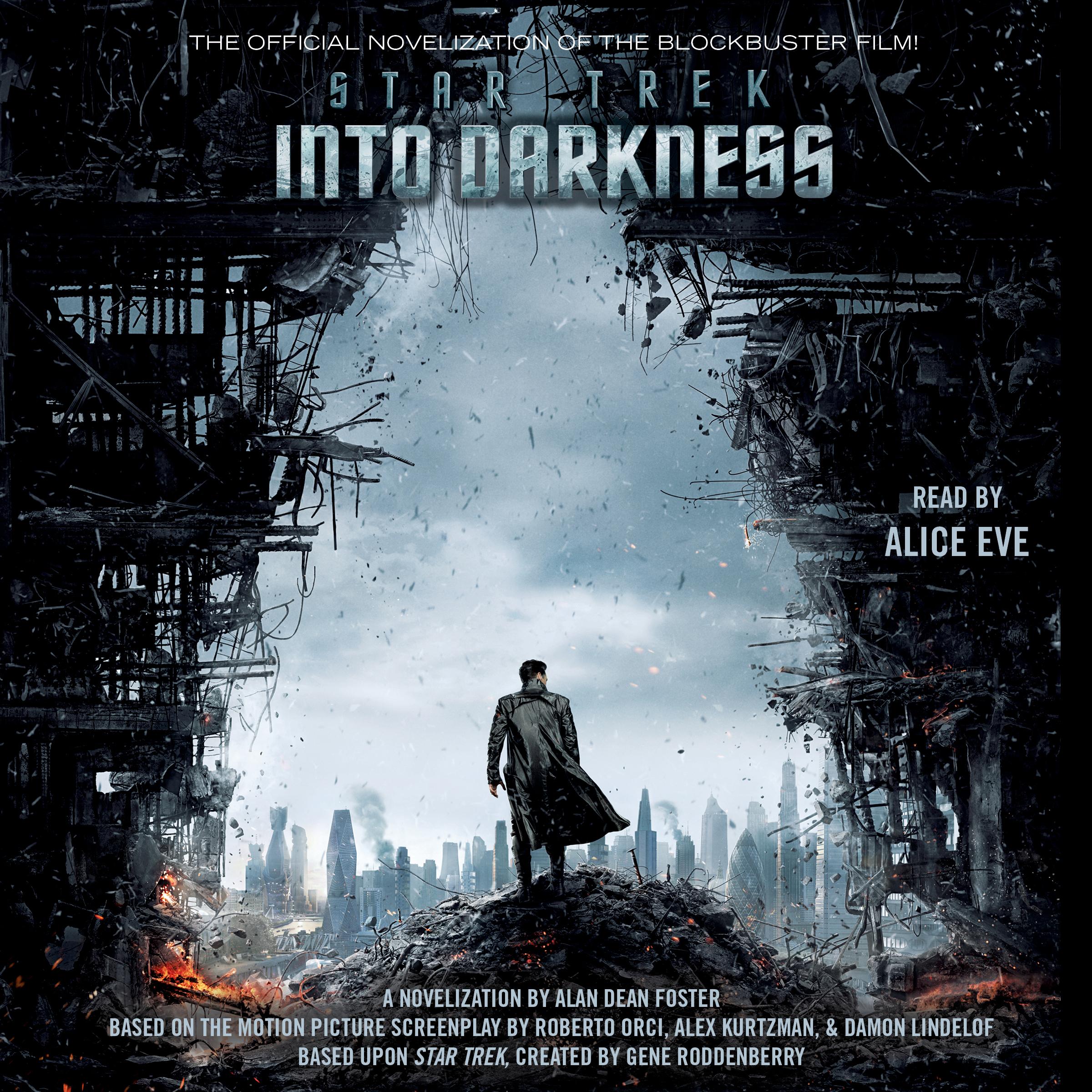 Star Trek Into Darkness Audiobook By Alan Dean Foster Alice Eve