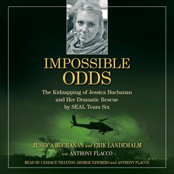 Impossible Odds Audiobook by Jessica Buchanan, Erik