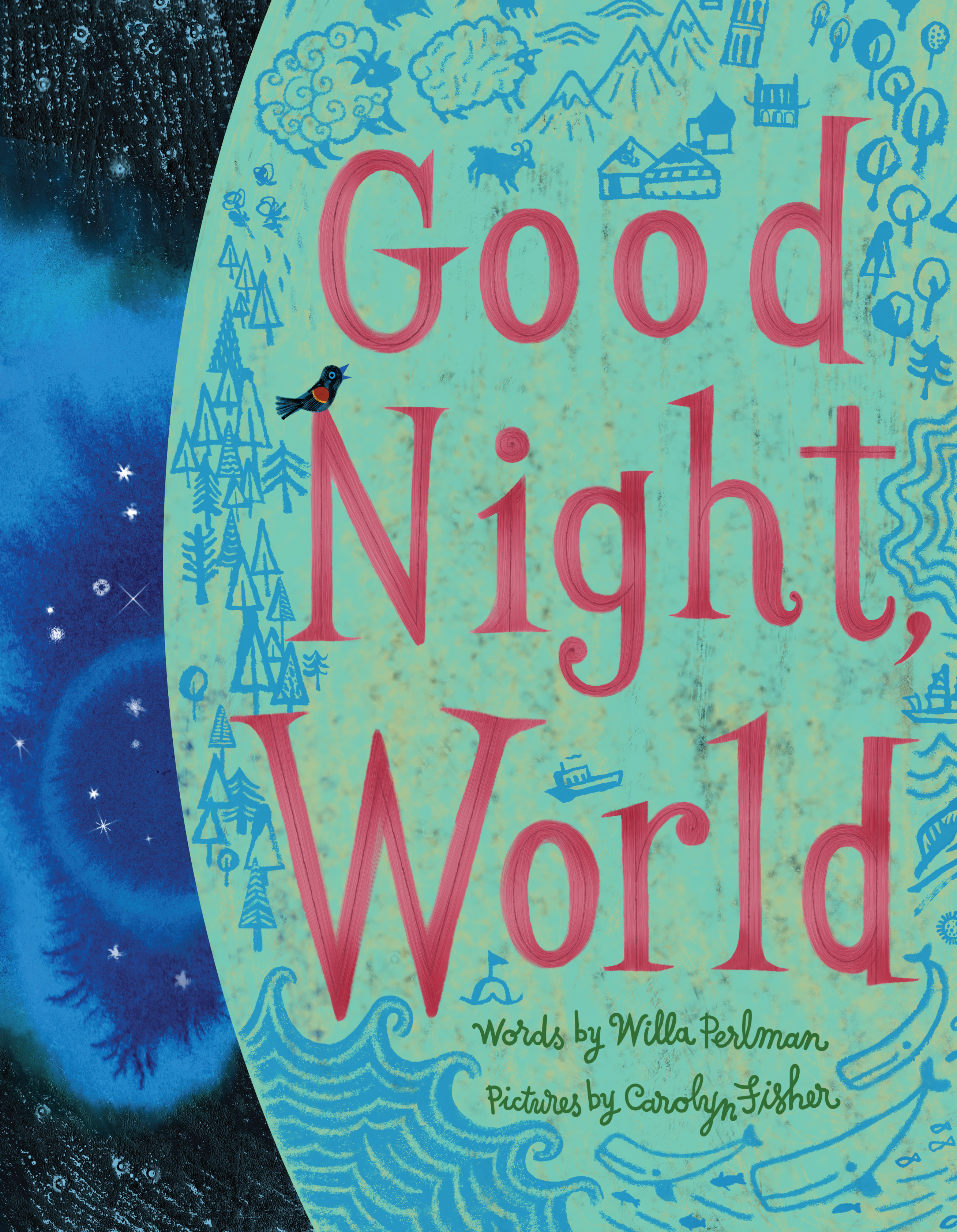 Goodnight World | Stories for bed | Beanstalk Single Mums