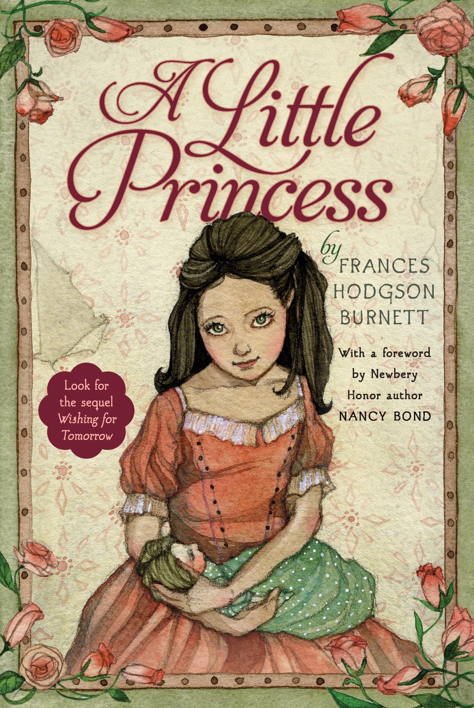 A Little Princess Book By Frances Hodgson Burnett Nancy