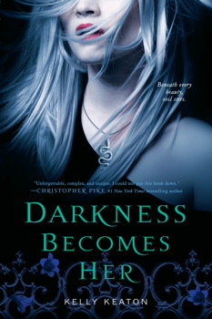 Darkness Becomes Her book cover