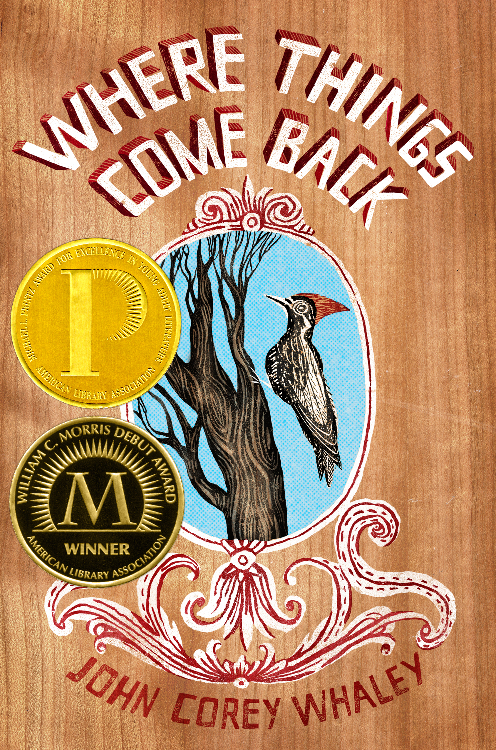 Where Things Come Back   Book by John Corey Whaley   Official Publisher  Page   Simon & Schuster