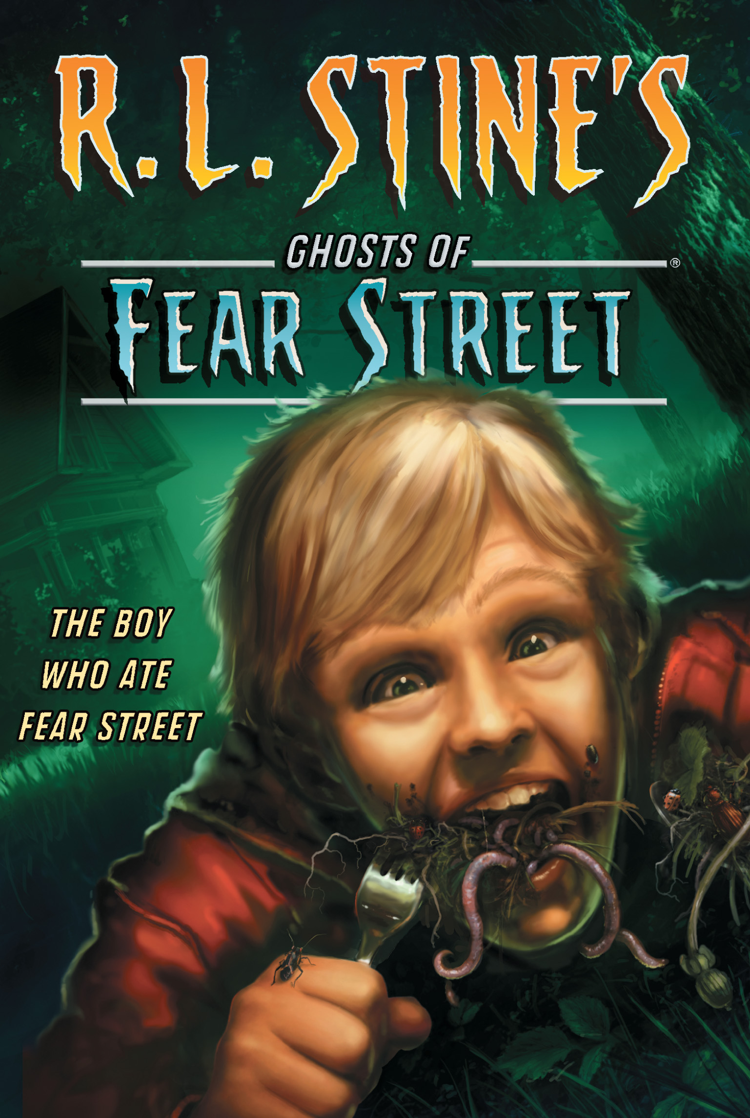 Fear Street Book Cover at http://www.simonandschuster.com/books/The-Boy-Who-Ate-Fear-Street/R-L-Stine/GHOSTS-OF-FEAR-ST/9781442417199
