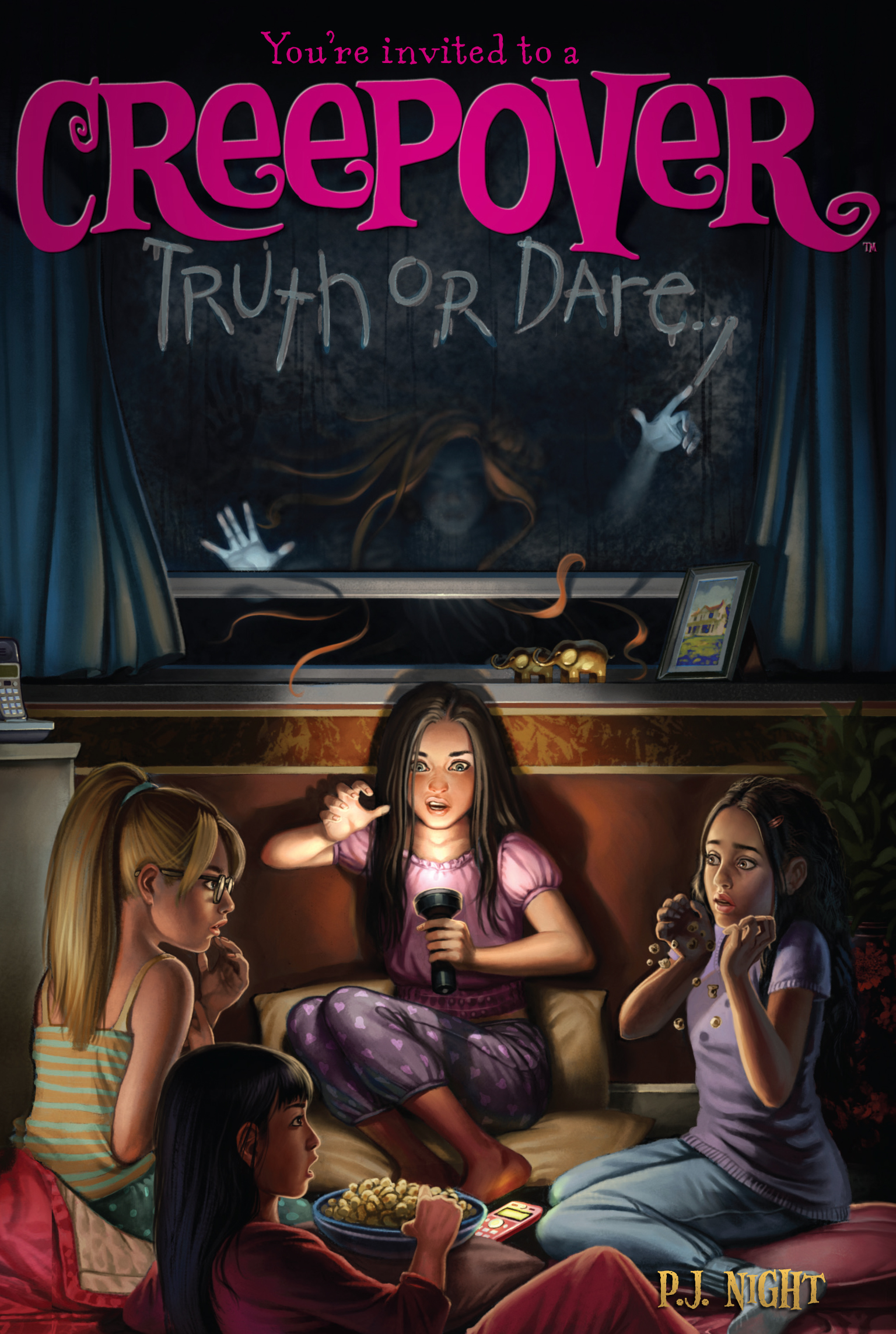 Cvr9781442420960 9781442420960 Hr Truth Or Dare