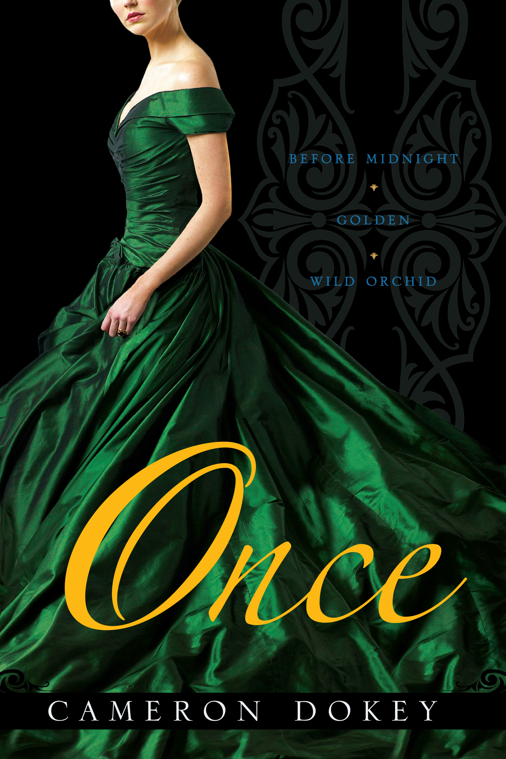 Once Book By Cameron Dokey Official Publisher Page Simon Schuster