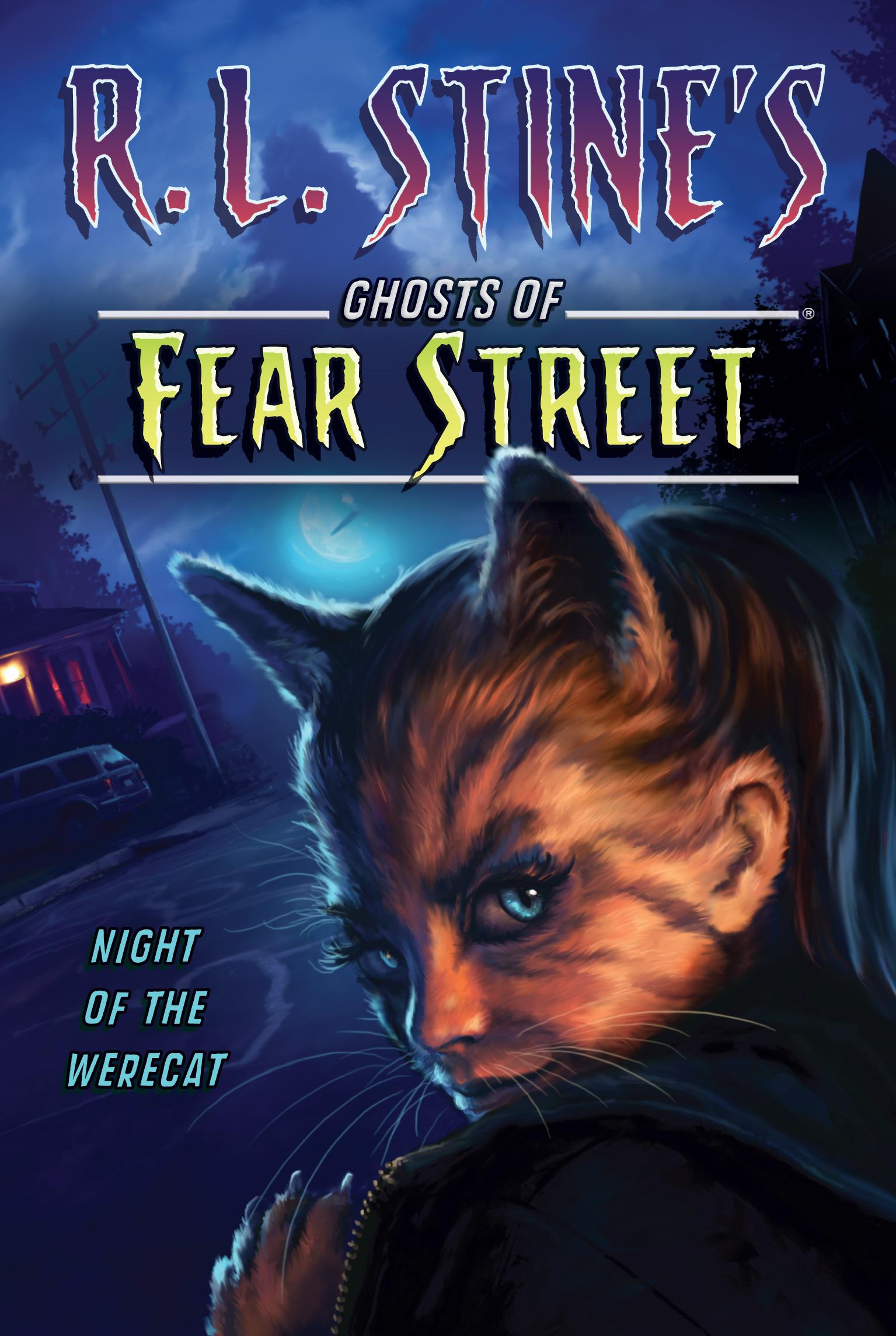 Cat In R L Stine S Fear Street