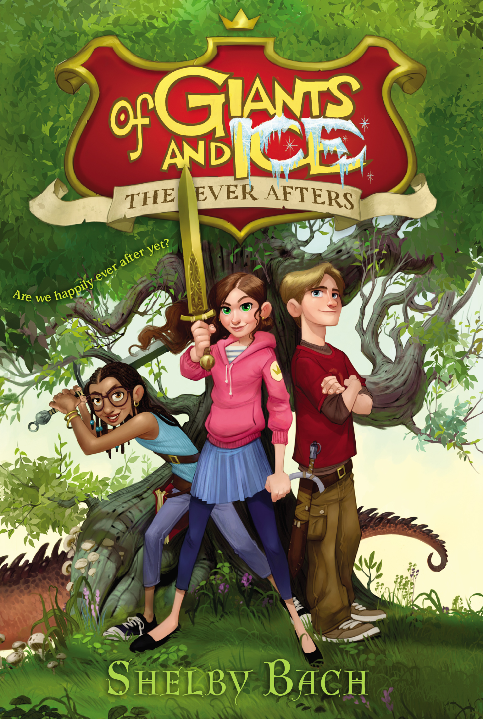 Download Of Giants And Ice The Ever Afters 1 By Shelby Bach