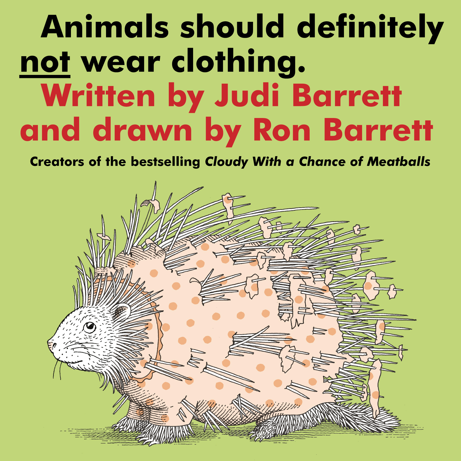 Animals Should Definitely Not Wear Clothing. | Book by