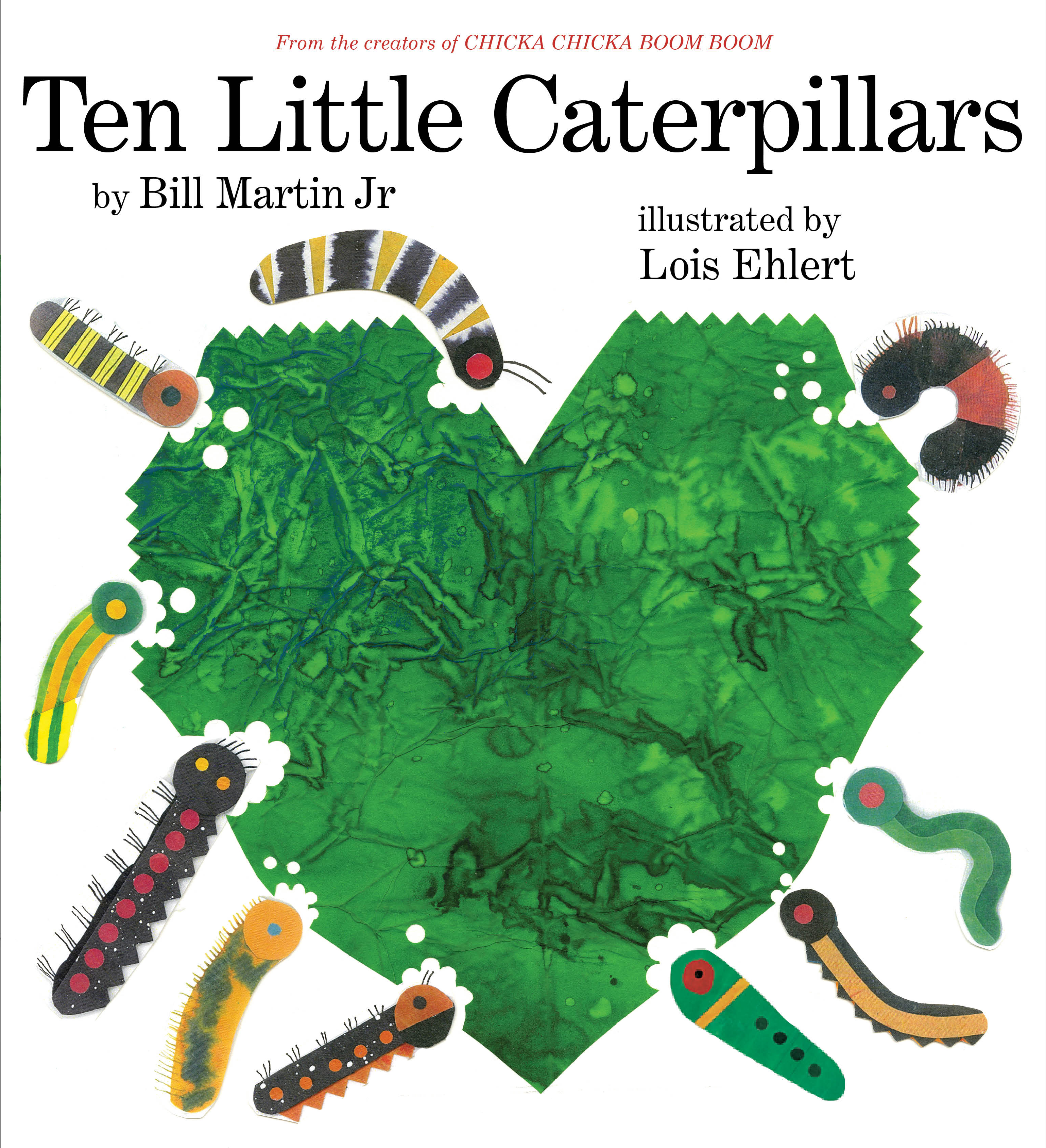 Hungry Caterpillar Superstar Awards 2015: Book By Bill Martin Jr., Lois