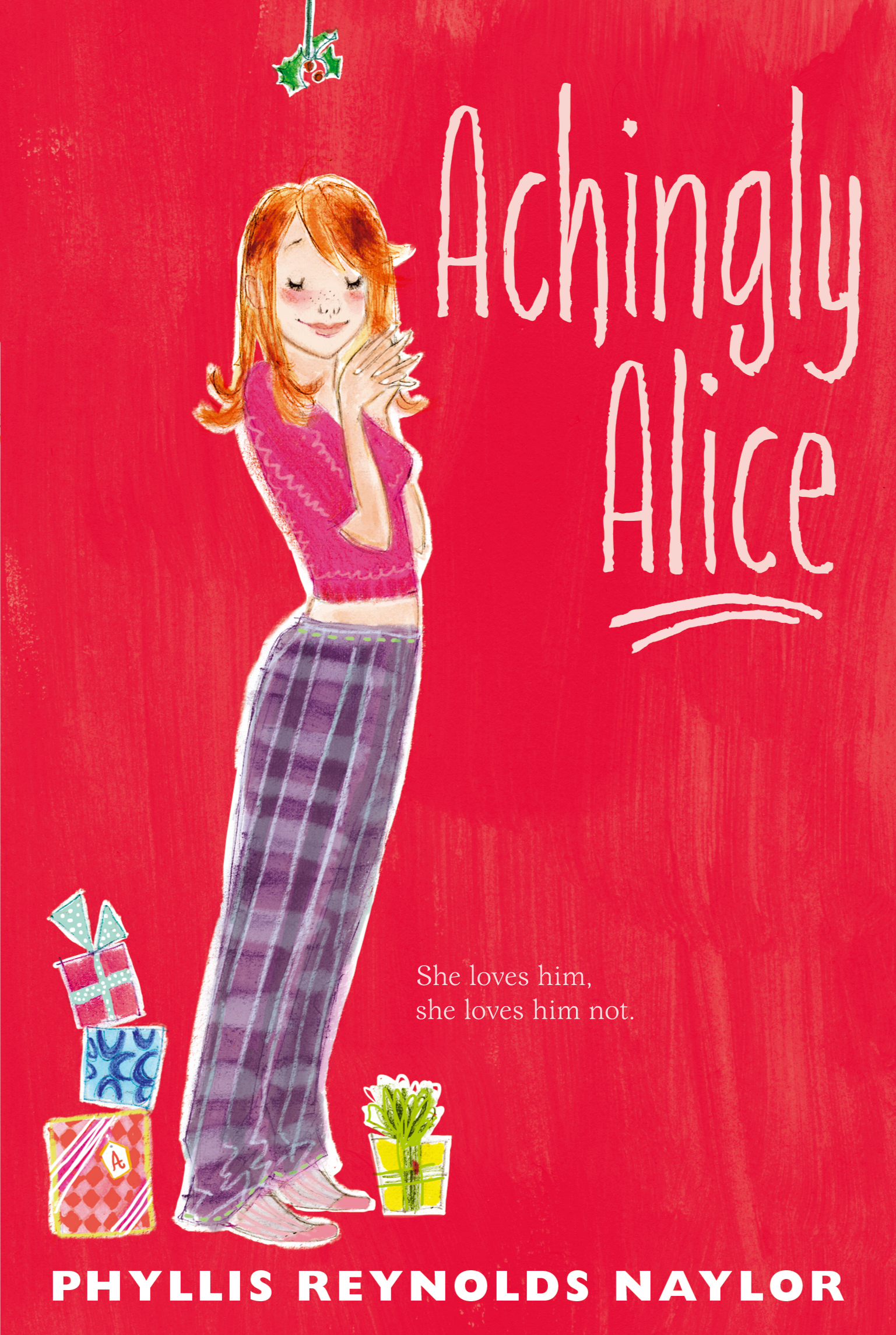 Download Achingly Alice Alice 10 By Phyllis Reynolds Naylor