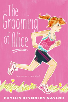 The Grooming Of Alice Book By Phyllis Reynolds Naylor border=