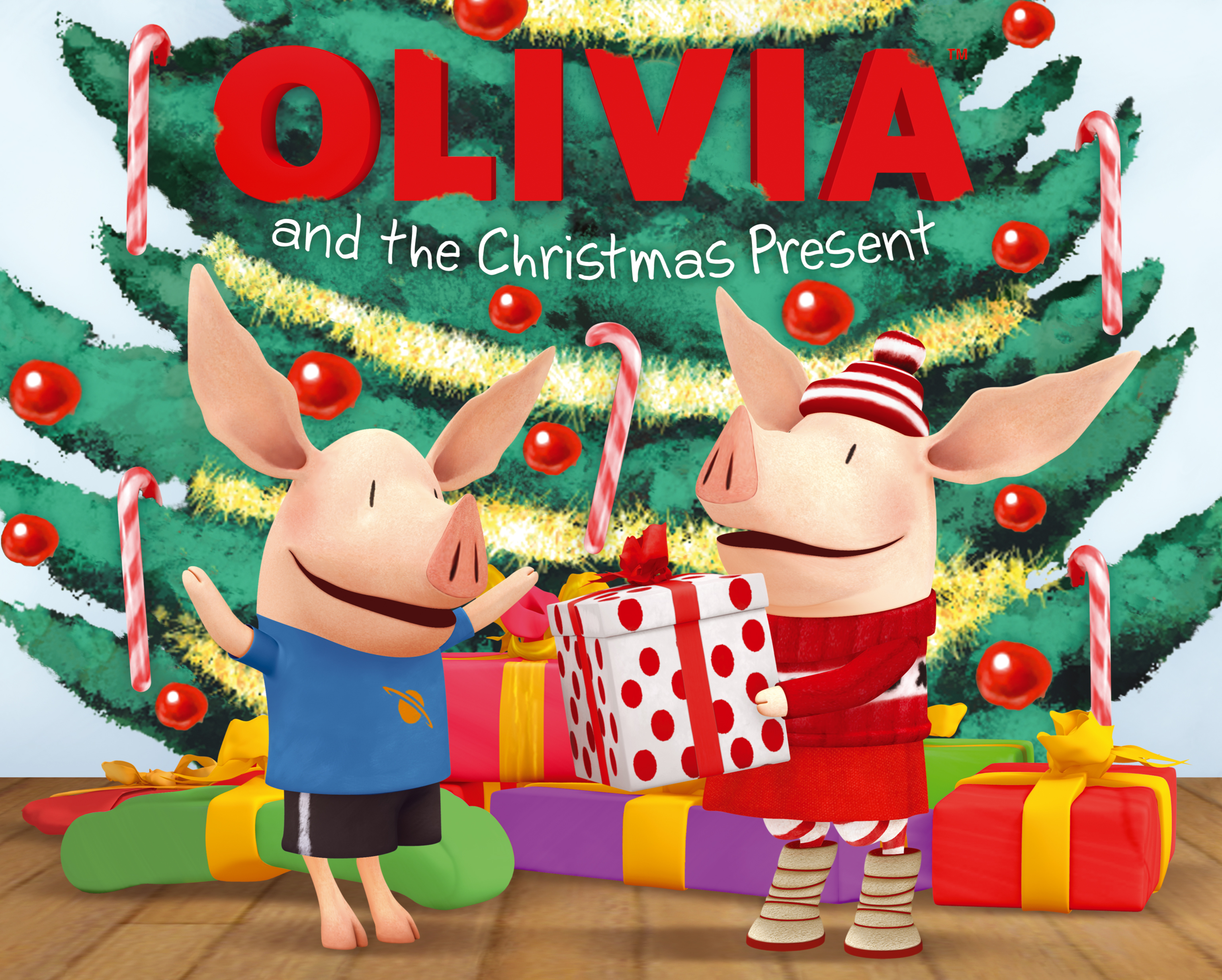 cvr9781442436244 9781442436244 hr olivia and the christmas present - Best Christmas Present