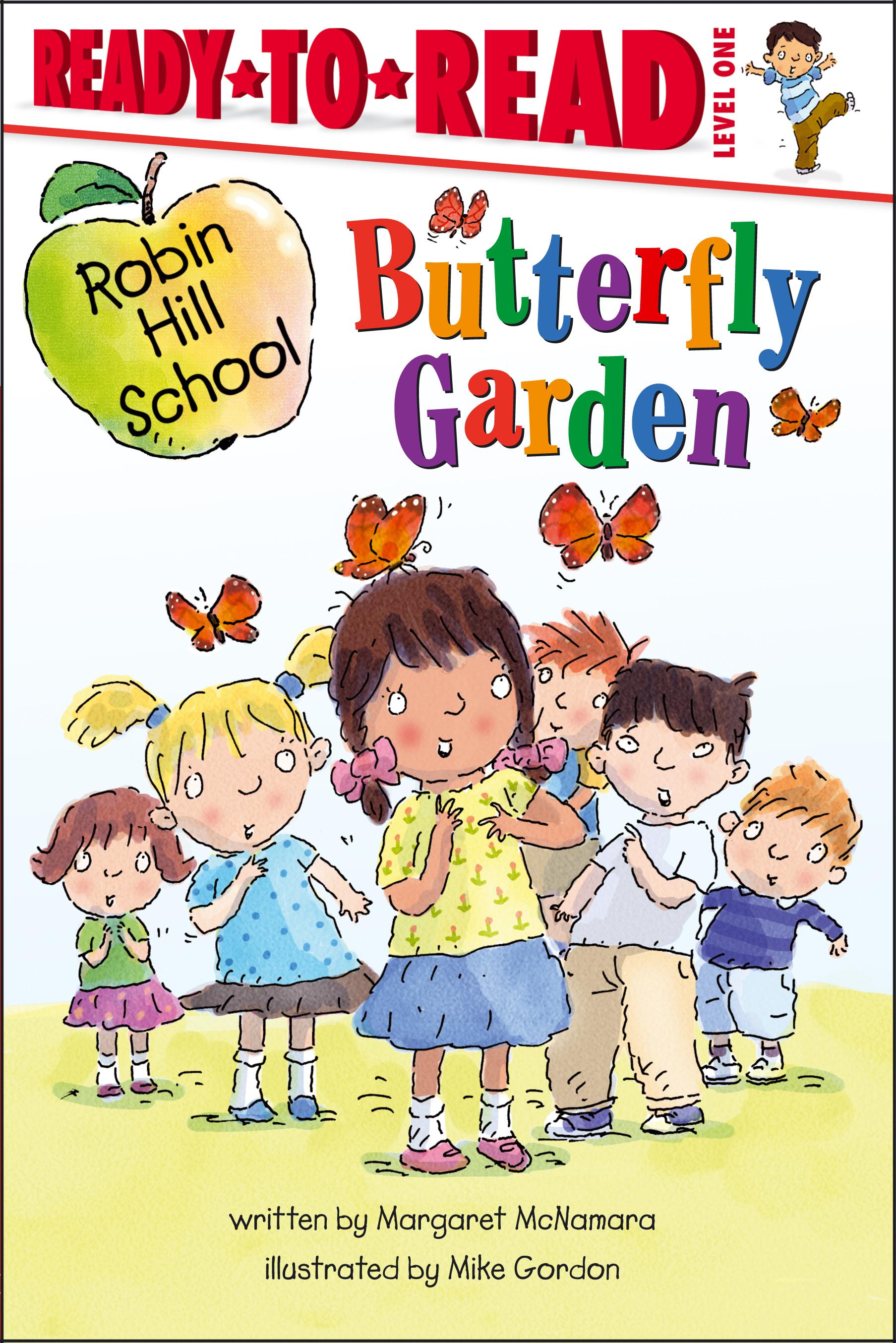 cvr9781442436428 9781442436428 hr butterfly garden - Butterfly Garden Book