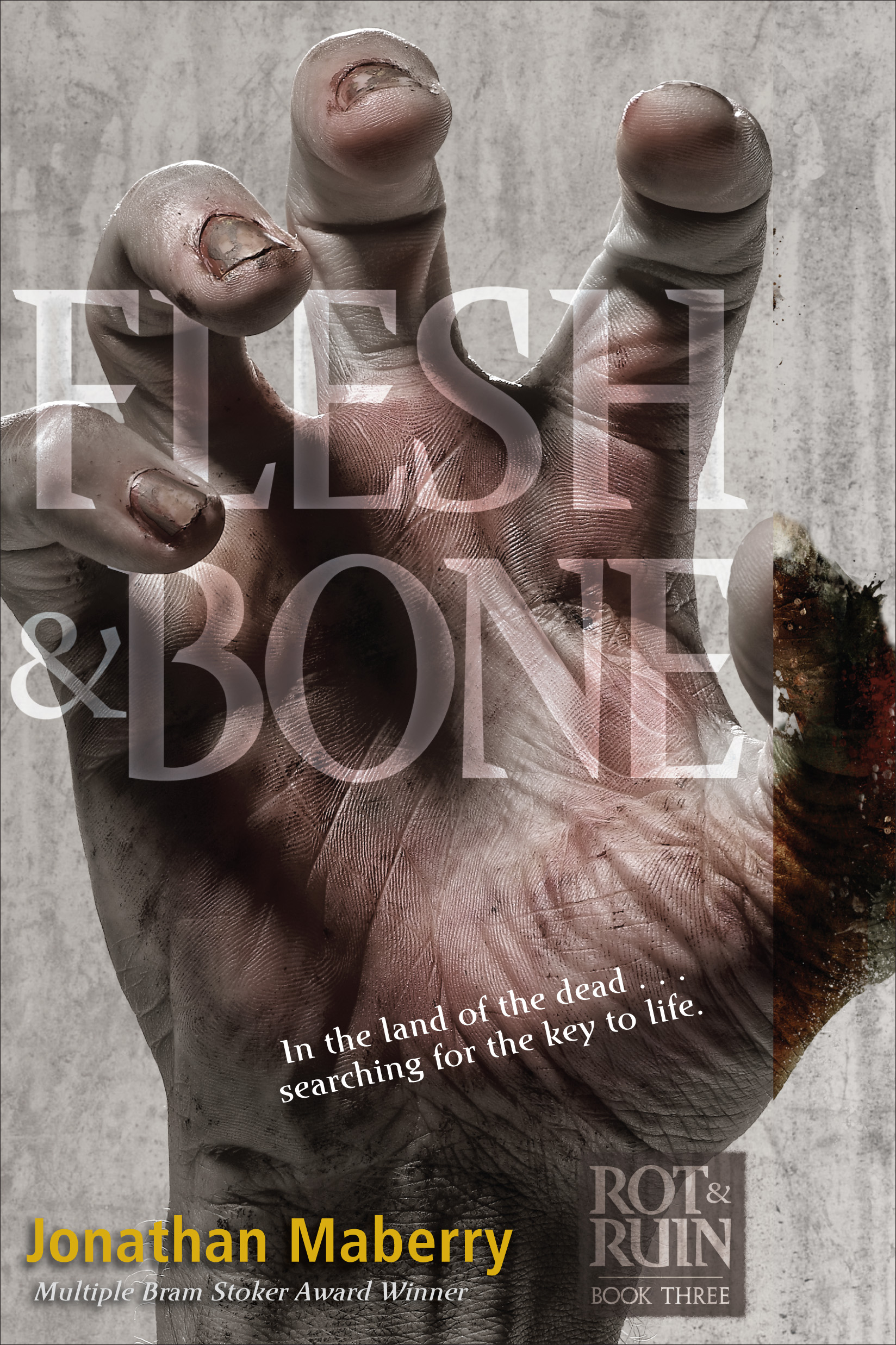 Image result for flesh and bone book cover