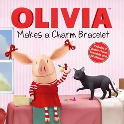 OLIVIA Makes a Charm Bracelet