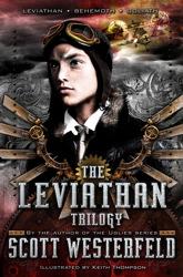 Scott Westerfeld: Leviathan Trilogy