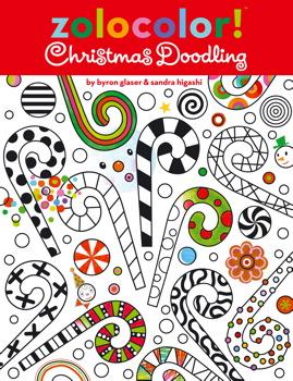 Zolocolor! Christmas Doodling