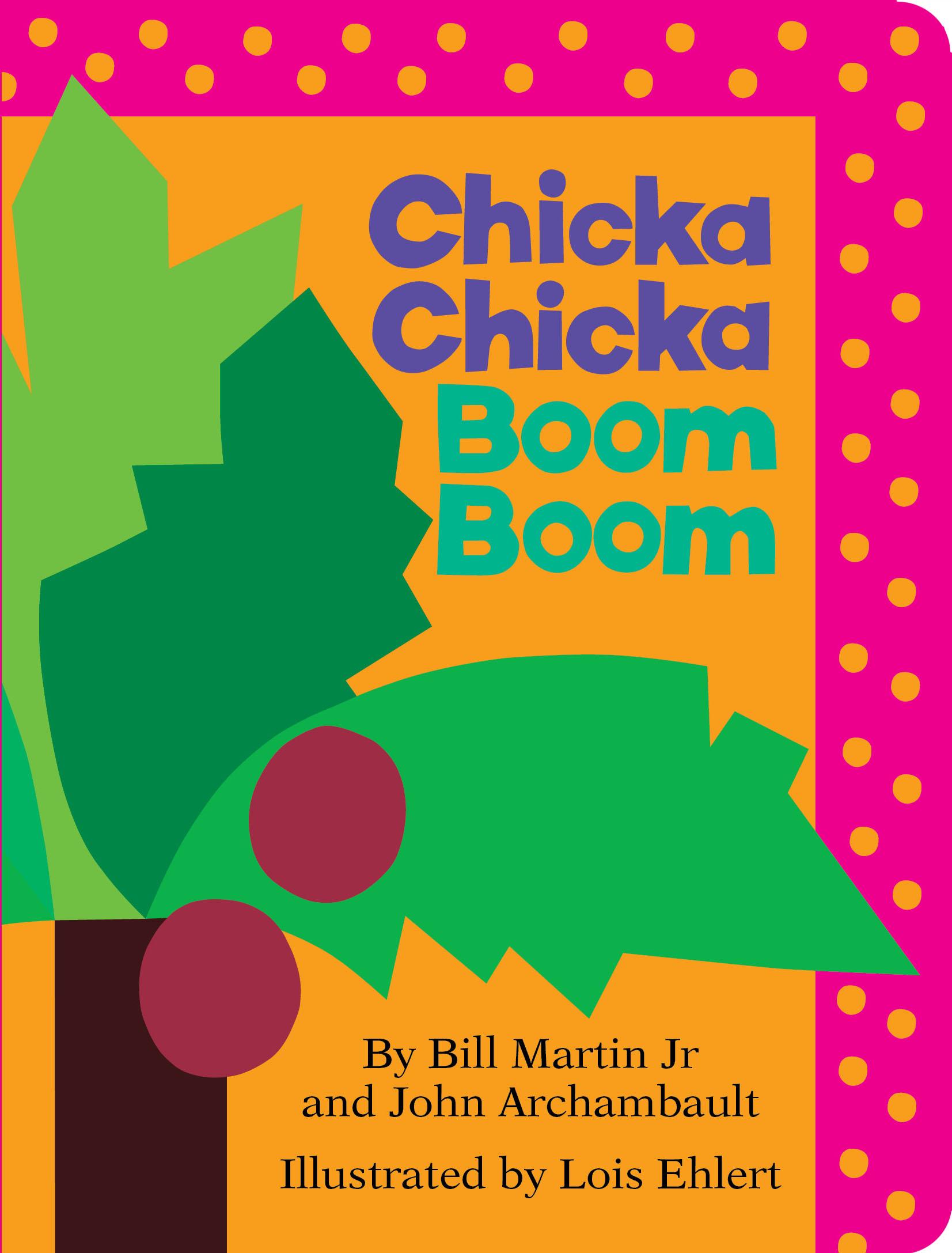 Resultado de imagen de chicka chicka boom boom